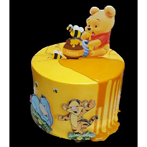 Winnie The Pooh cake 23