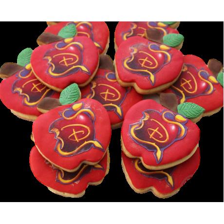 descendants apple cookies 6