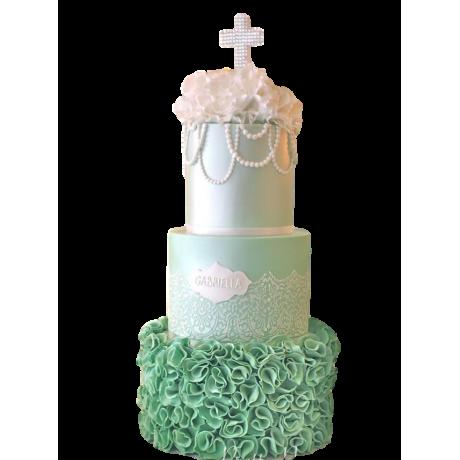 first communion cake 1 6