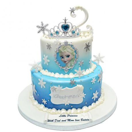 frozen cake 21 6