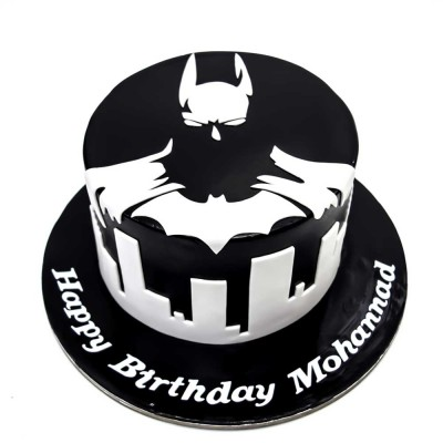 Batman Cake 8