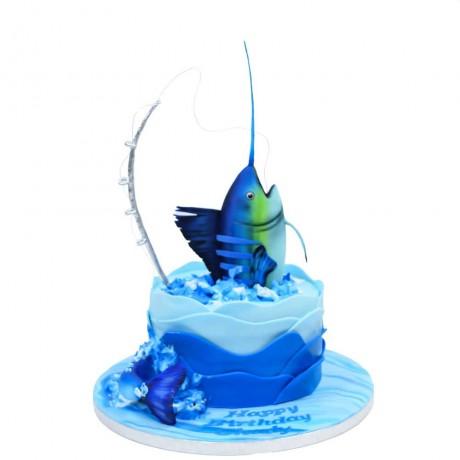 fishing cake 3 12