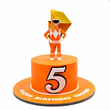 boom the orange ranger cake 6
