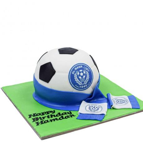 football cake 10 6