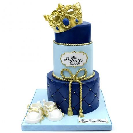 crown cake 3 6