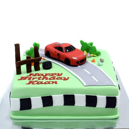 ferrari cake 7