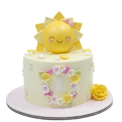Sunshine cake 2