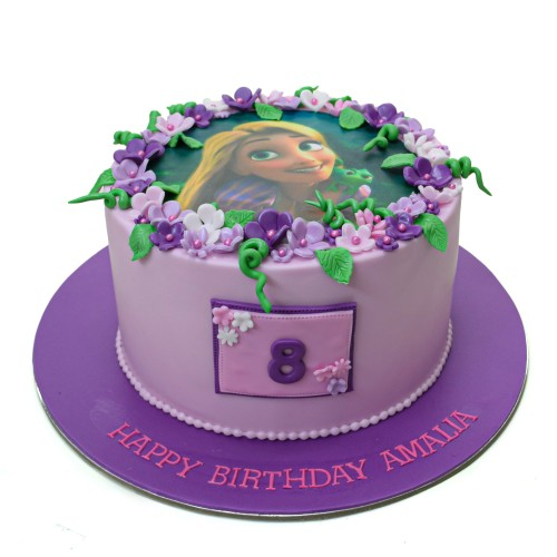 rapunzel cake 4 7