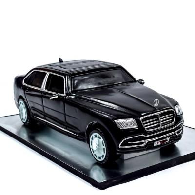 Mercedes-Maybach S 560 Car Cake
