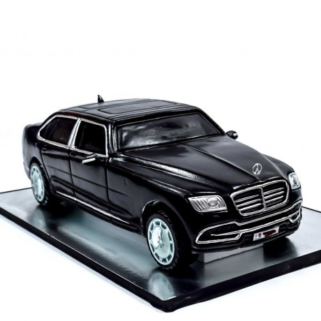 mercedes-maybach s 560 car cake 6