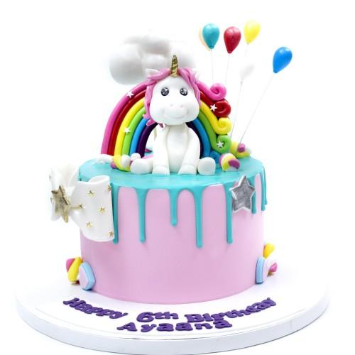 Unicorn Cake 54