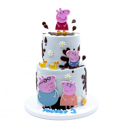 peppa pig cake 11 6