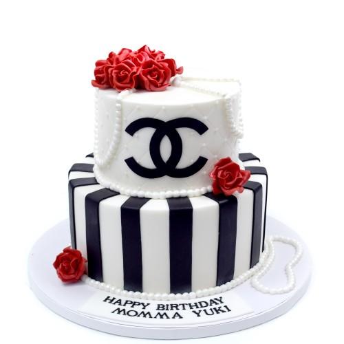 chanel cake 8 7