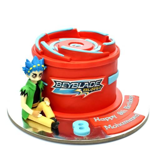 beyblade cake 2 7
