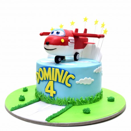 disney plane cake 2 6