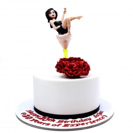 bridal shower cake 3 6