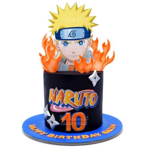 naruto cake 7