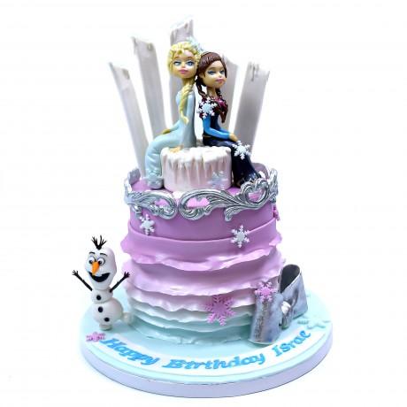 frozen cake 11 6