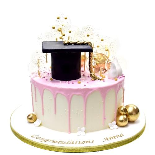 graduation cake 26 7