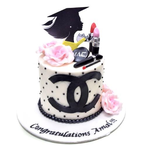 elegant graduation cake 7