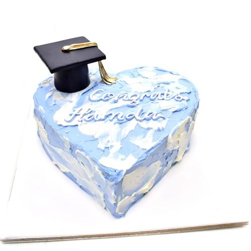 graduation cake 34 7