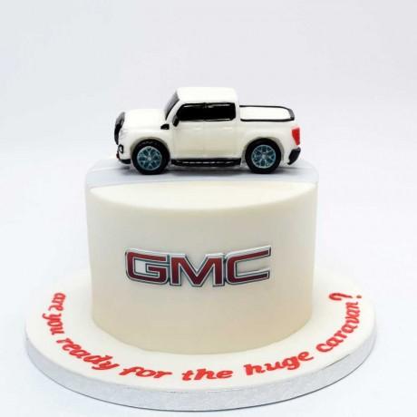 gmc cake 12