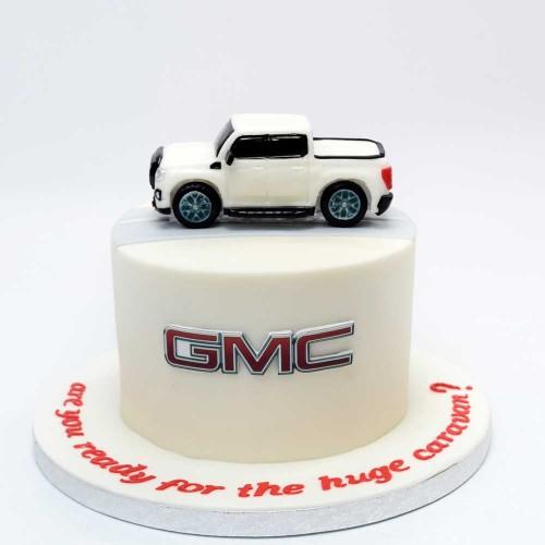 GMC cake
