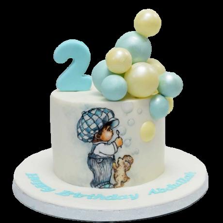 baby boy cake 7 6