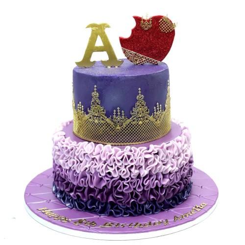 descendants cake 1 7