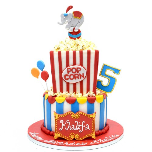 circus cake 9 7