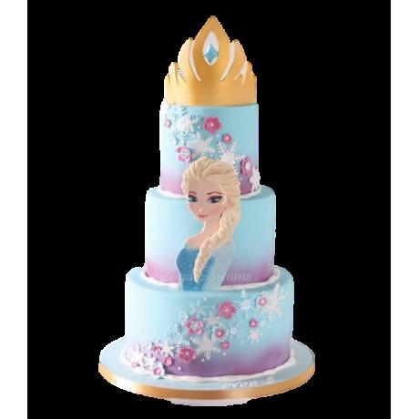 frozen cake 7 6