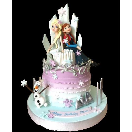 frozen cake 11 7
