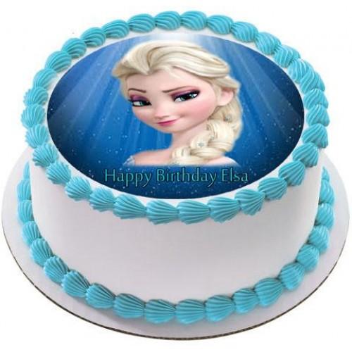 elsa cake 2 7