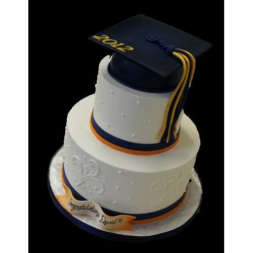 graduation cake 25 7