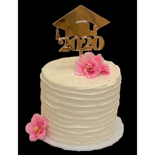 graduation cake 21 7
