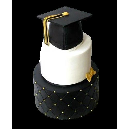 graduation cake 19 7