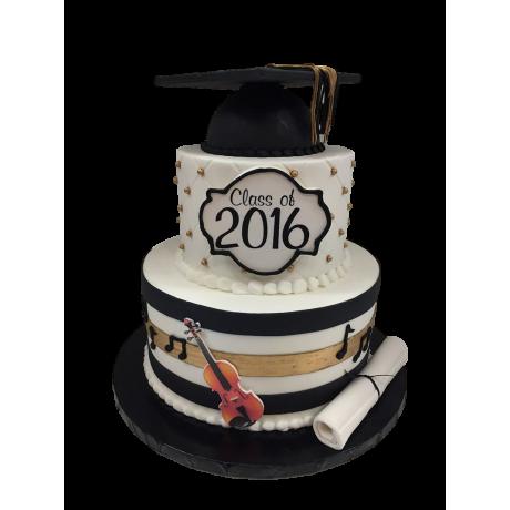 graduation cake 32 6