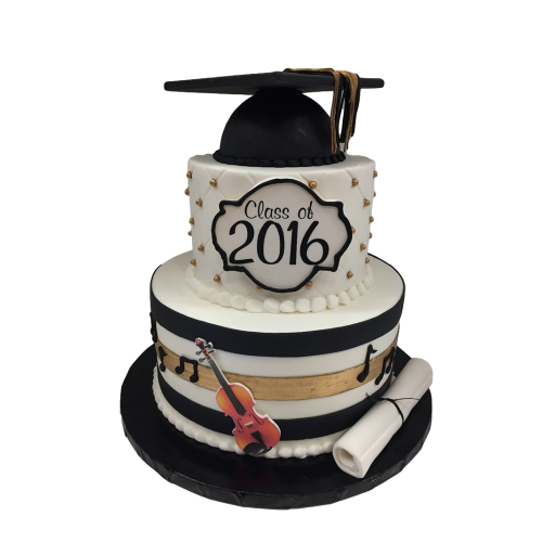 graduation cake 32 7