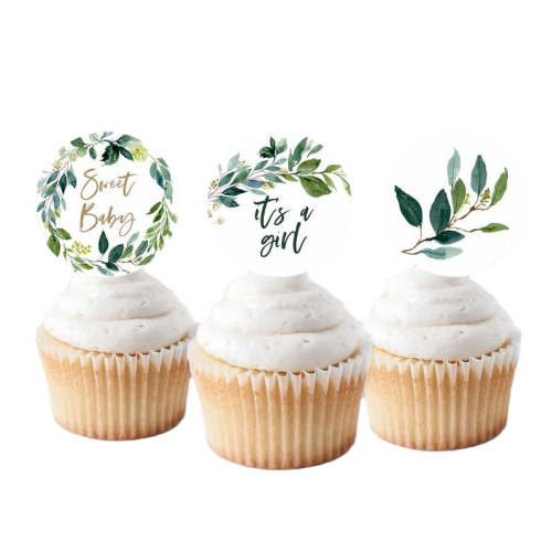 baby cupcakes 5 7