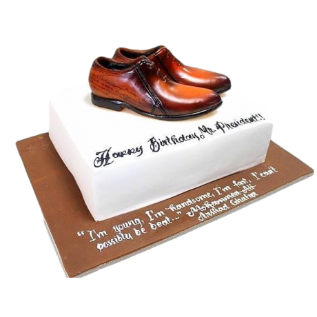 berluti shoes cake 6