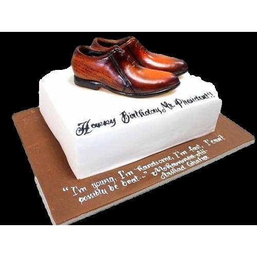 berluti shoes cake 8