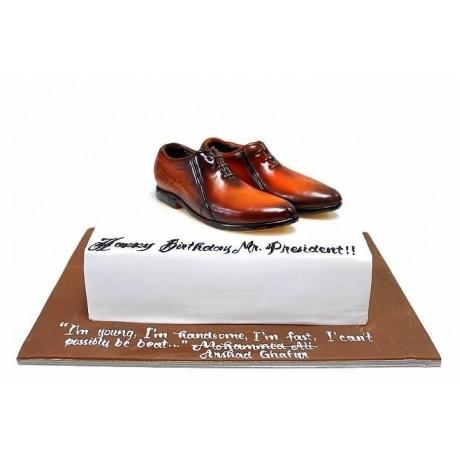 berluti shoes cake 7