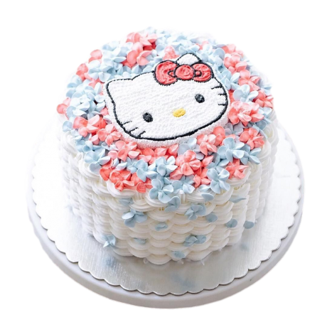 hello kitty cake 30 12