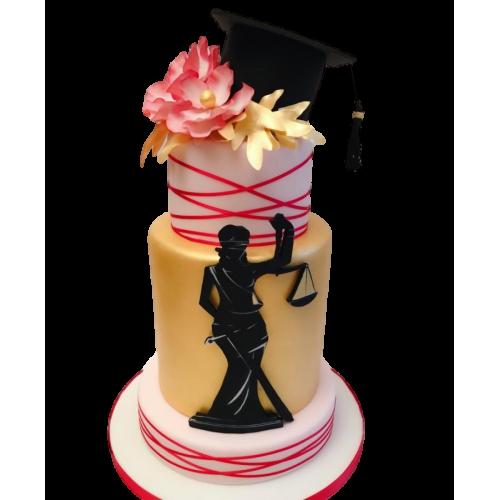 graduation cake 31 7