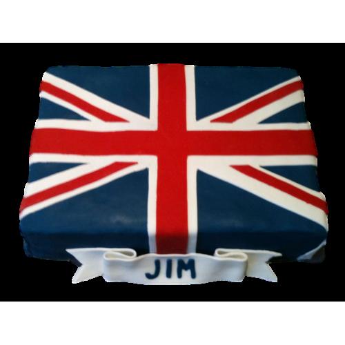 british flag cake 7