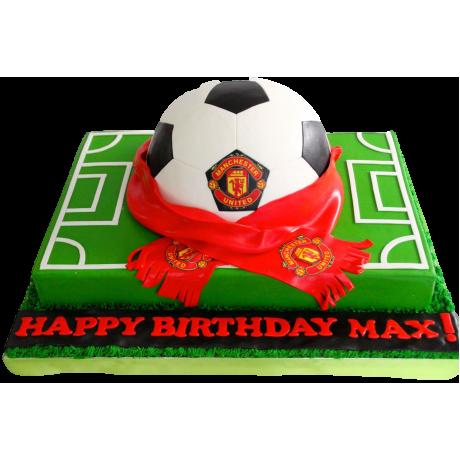 manchester united cake 3 6