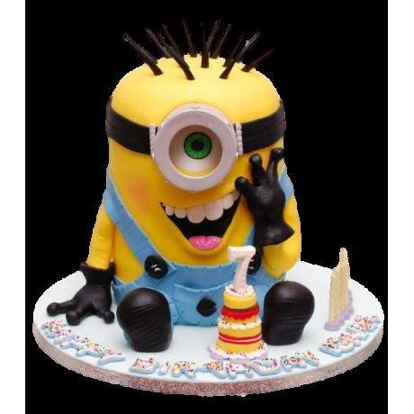 minion cake 17 12