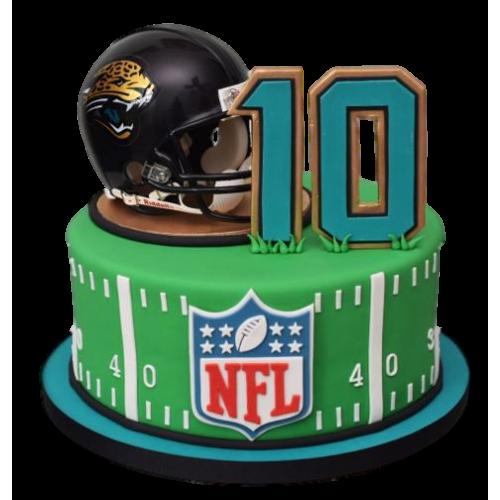 american football nfl cake 7