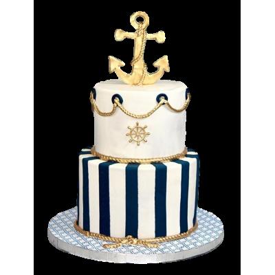 Nautical cake 1