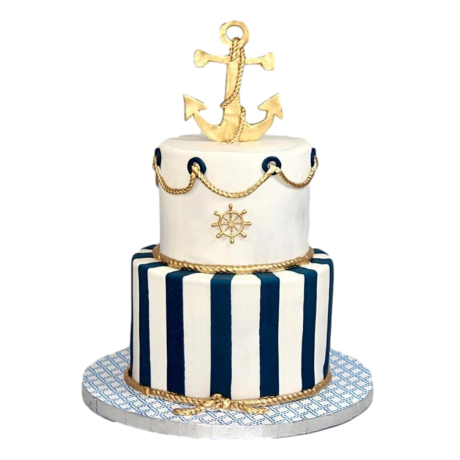 nautical cake 1 12